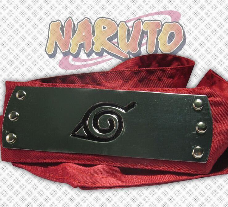 Naruto Konoha village Amomum dawn forbearance organization forehead protector(China (Mainland))