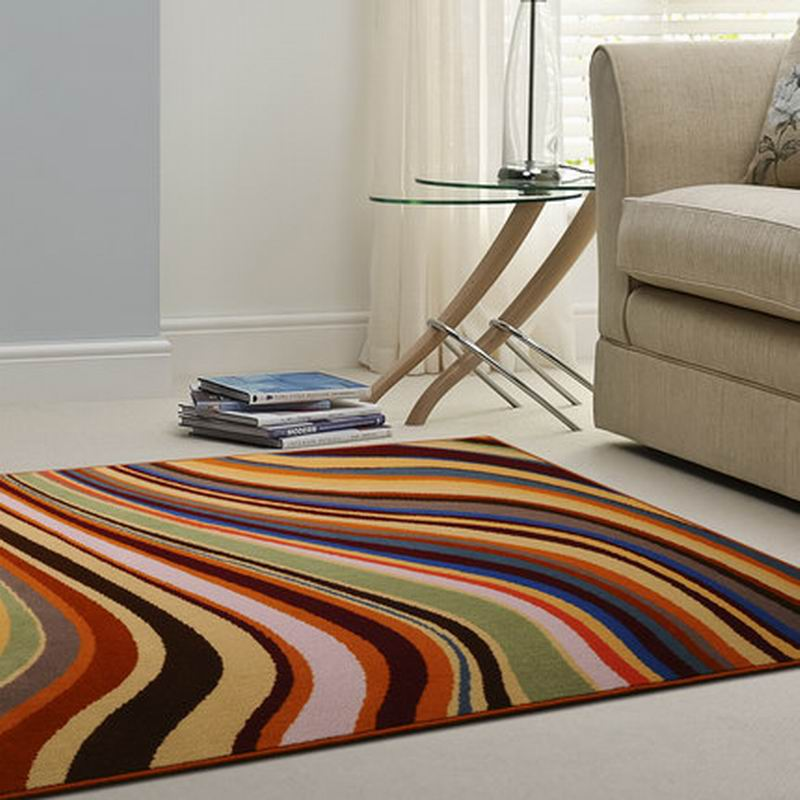 Colorful bedside Simple High-grade Wool carpet(China (Mainland))