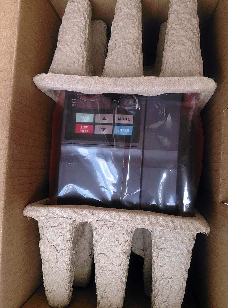 VFD022EL43A Delta VFD-EL inverter AC motor drive 3 phase 380V 2.2KW 3HP 5.5A 600HZ new in box(China (Mainland))