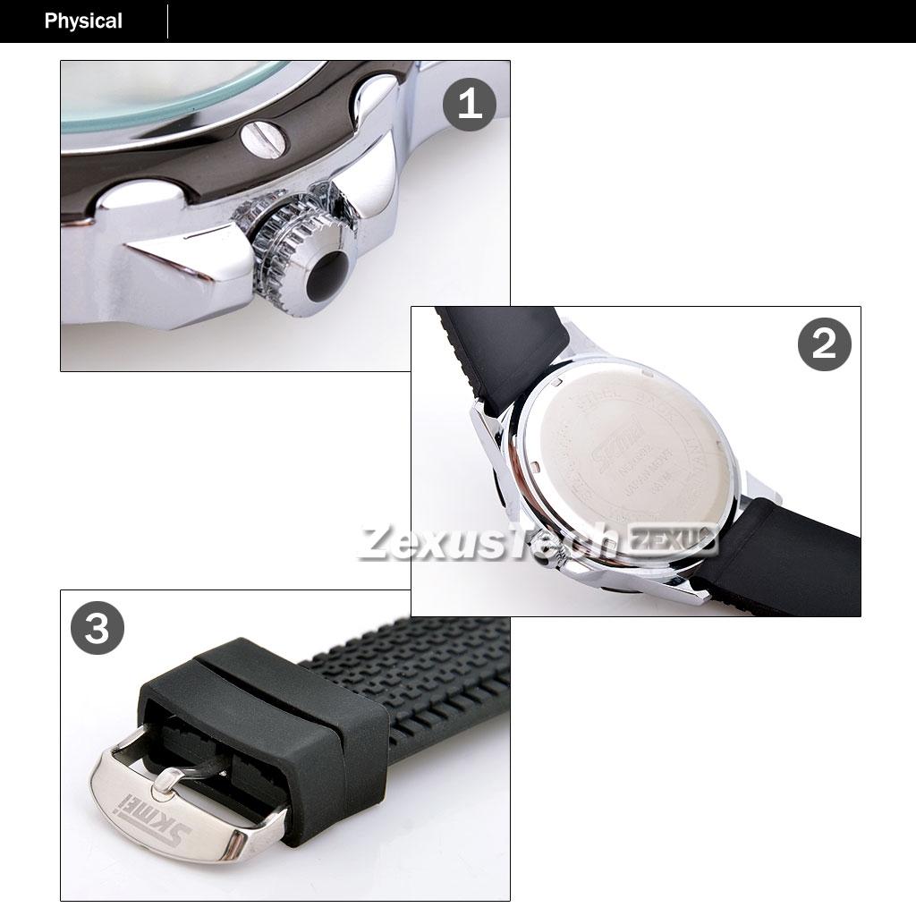 2015 New High Quality Fashion Brand Silicone Strap Men Quartz Watch Dress Watch For Men Analog