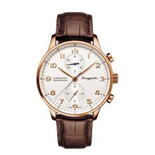 LONGPETER 2016 Nian new men's casual fashion watches quartz watch movement waterproof outdoor sports luxury brands