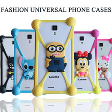 Buy Universal 3D Soft Silicon smartphone Case cases cover ZTE Nubia Z9 Max Mini V5 pro N939St V5 3 V993W Blade HN ZMax 2 G Lux for $1.34 in AliExpress store