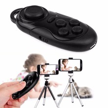 Wireless Bluetooth Gamepad Game Controller Joystick Selfie Remote Shutter Wireless Mouse For iPhone IOS Samsung Android