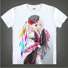 Touhou Project T-shirt Hakurei Reimu Cosplay T Shirt Fashion Anime Cotton Tops Tee For Men Women