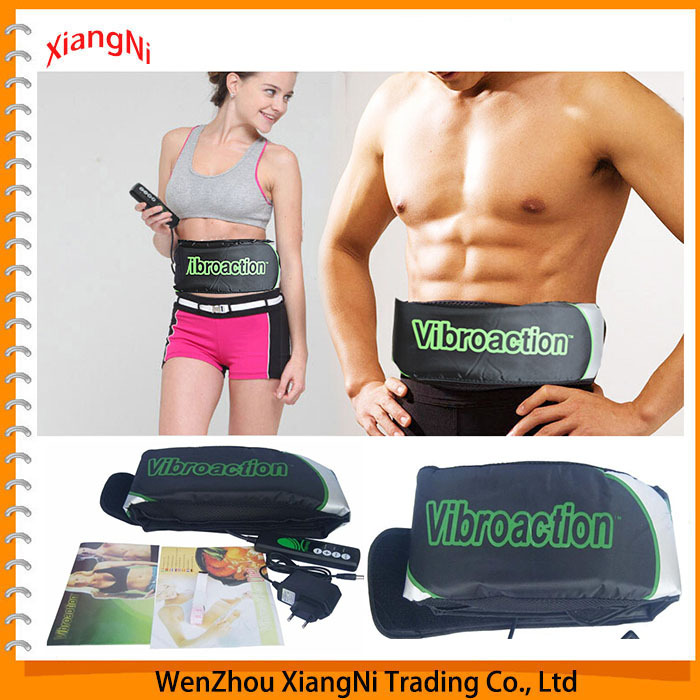 NEW! Body Wrap Electric Beauty Care Slimming Massager Belt Vibra Tone RELAX Vibrating Fat Burning Weight Loss Losing Effective(China (Mainland))