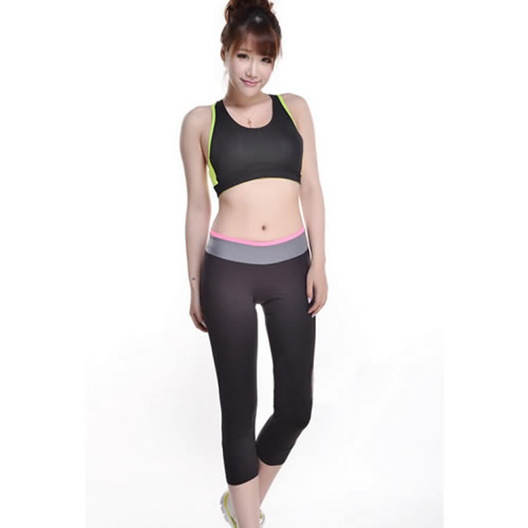 Yoga Pants Gym Yoga Shorts Pants Sport