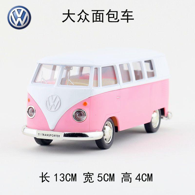 2015 Brinquedos Jugetes Kids Toys For Children Alloy Car Model Toy Vw Microbiotic Small Bus Car Metal Toy Bus Brinquedo Menino(China (Mainland))