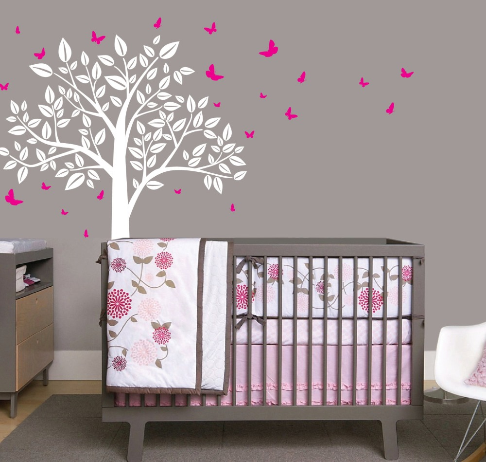 Tree simple promotion shop for promotional tree simple on - Simple baby room ...