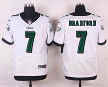 Stitiched,Philadelphia Eagles,Carson Wentz,Darren Sproles,Sam Bradford,customizable(China (Mainland))