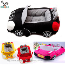 Cool Unique Dog Car Beds Detachable PP Cotton Padded Small Dog House Waterproof Bottom Puppy chihuahua Sofa Bed(China (Mainland))