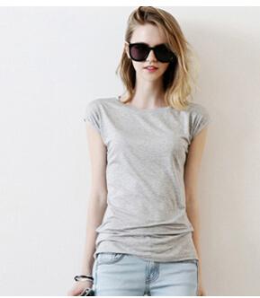 2015 ladies T-shirt short sleeve  -  kauilexiaodian store