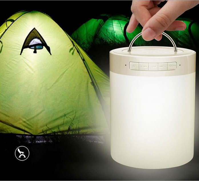 LED lamp Bluetooth speaker (24)