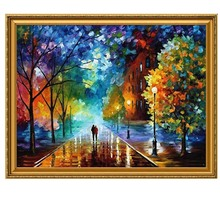 Buy Home decor wall art quadros pictures for living room painting by numbers diy oil canvas paint Coloring Sensation fantasy G214 for $7.20 in AliExpress store