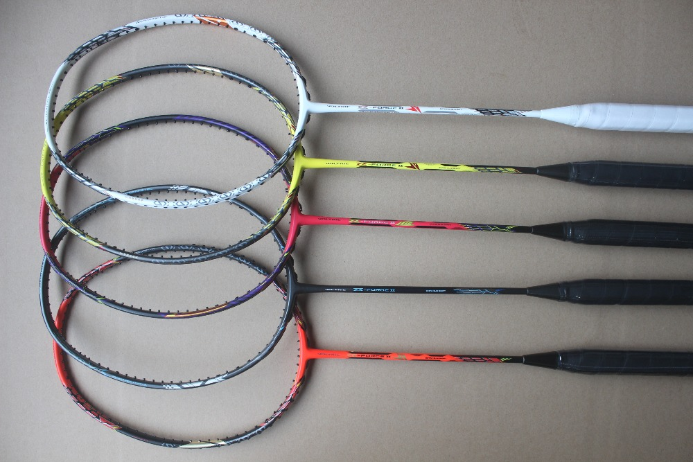 VT Z-FORCE II LD badminton rackets 4U carbon T joint 30 lbs High Quality . VT-ZF 2 badminton racquet(China (Mainland))