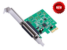 Buy PCIE Printer DB25 Parallel Port LPT PCI-E PCI Express Card Adapter Converter AX99100 Chipset Win8 Win10 Android IEEE 1284 for $20.00 in AliExpress store