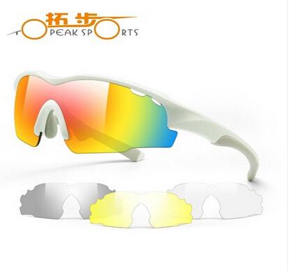 Здесь можно купить  HOT SALE! men women Cycling Sun Glasses Mountain Bike MTB Goggles outdoor  Sport  windproof Eyewear  Спорт и развлечения