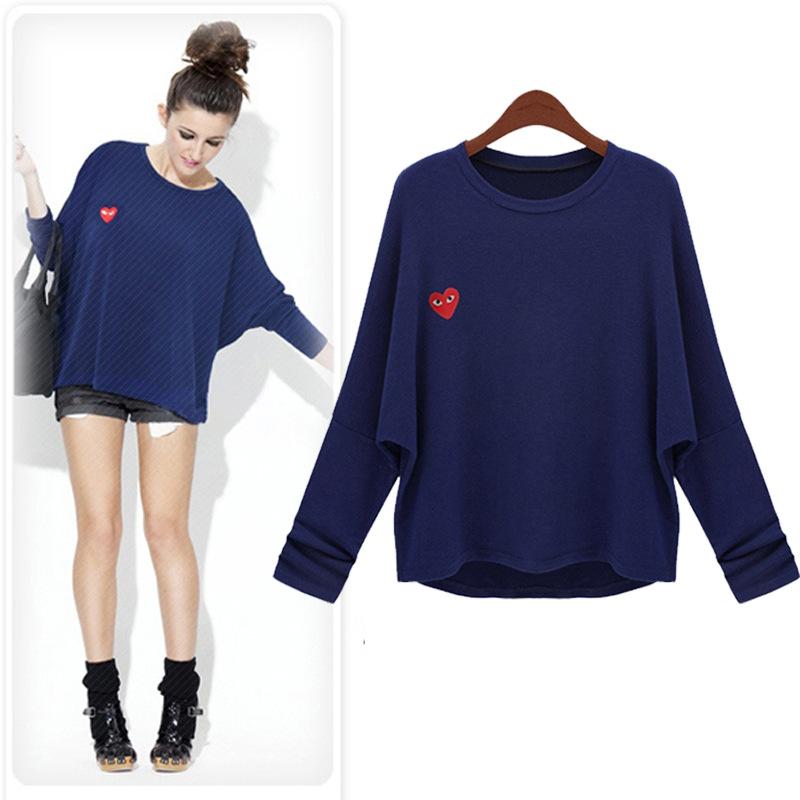 2015 Blouse Blusas Feminina Batwing Sleeve Cotton Camisa Feminina New Spring Size Womens Chiffon Shirt Beaded Factory Direct(China (Mainland))
