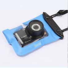 Camera Waterproof Case Digital Camera Waterproof Bag  Underwater Diving Floating Pouch for Camera Waterproof within 20m Water