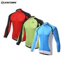 Buy Xintown Winter Long Sleeve Bike Team Cycling Jersey Sport Racing Cycling Clothing Pro mtb Bike Jersey Jacket Bicycle Sportswear for $24.99 in AliExpress store