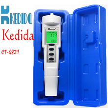 ph meter digital water orp ph tester soil ph Pen test Water ORP/PH 2 in1 Meter aquarium swimming pool Solids Industrial(China (Mainland))