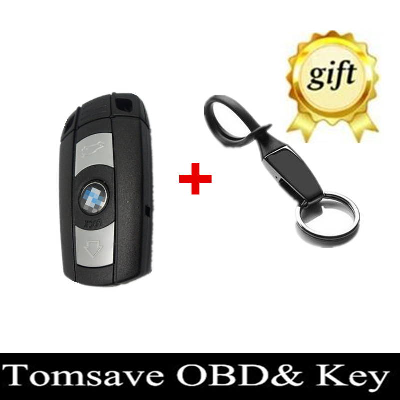 Free Shipping Original Size 3 Buttons Remote Car Key For BMW 3/5 Series X3 X5(E70),X6(E71),CAS1/2/3/3+ 315/433MHZ withID44 Chip<br><br>Aliexpress