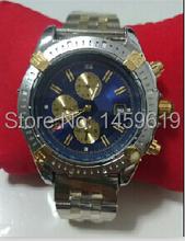 2014 hombres de moda de lujo reloj automático de acero inoxidable bentley relojes de hombre 1884 oro de la alta calidad para hombre reloj de pulsera