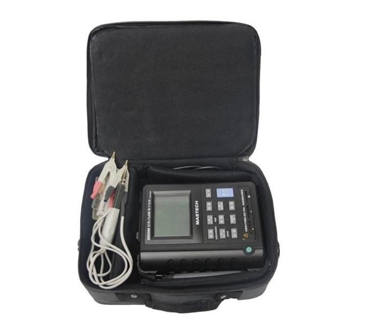 Купить 1 шт. Mastech MS5308 LCR Метр Портативный Ручной Автоматический Диапазон LCR Метр Высокопроизводительных 100 КГц