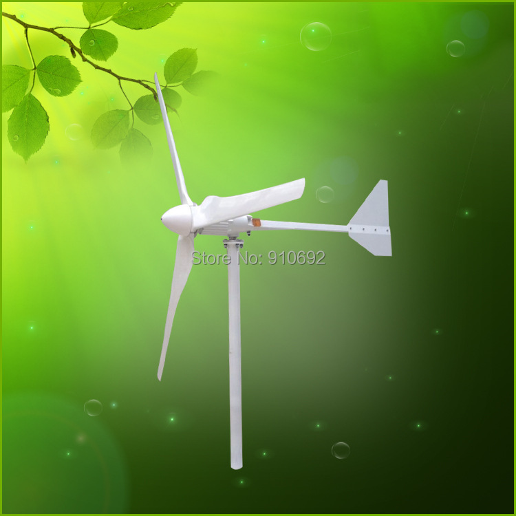 3kW 120v low rpm hotrizontal wind generator(China (Mainland))