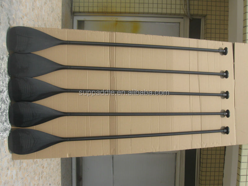 wholesale high quality carbon fiber sup paddle with aluminium shaft(China (Mainland))