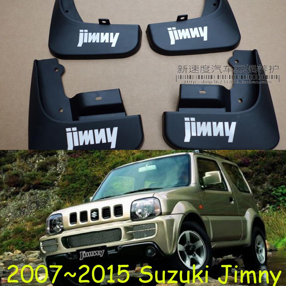 2007~2015 SUZUKI Jimny mudflaps fender/Mudguards(4PCS+Screws)!black,Free ship!write your Year in order!Liana Alto Swift<br><br>Aliexpress