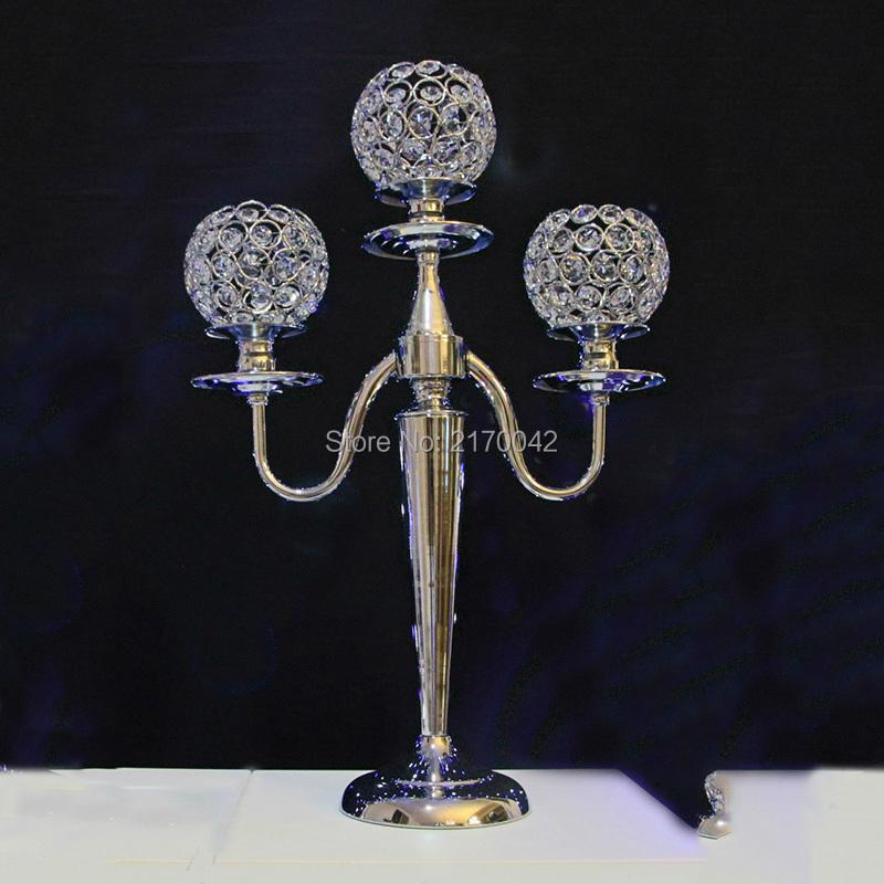 Candelabros de la boda   compra lotes baratos de candelabros de la ...