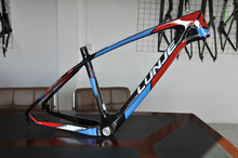 26 Inch Carbon Fiber Bike Frame Mtb Road Bicycles Cross Country Carbon Fiber Cycling Bicycle Frame Parts