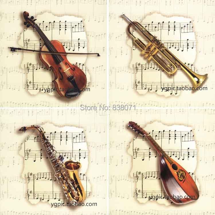 Instrument de musique peinture achetez des lots petit prix instrument de mu - 100 pics solution instrument de musique ...