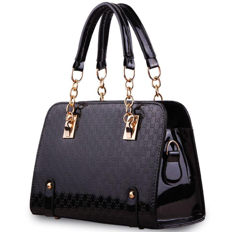 Bolsas Femininas 2015 NEW fashion women handbag shoulder Tote vintage messenger bag PU leather handbag Victor Hugo Bags YK80-732