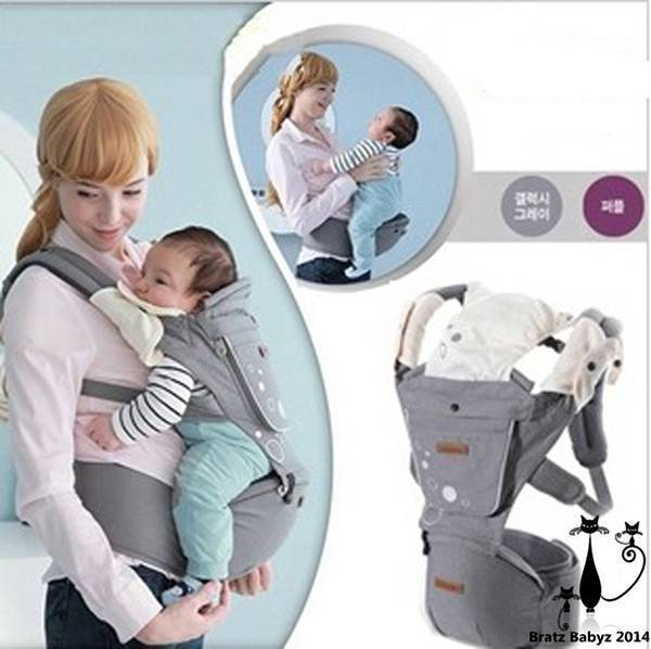 Hot Sale baby carrier/Top baby Sling Toddler wrap Rider canvas baby backpack/high grade Activity&Gear suspenders(China (Mainland))