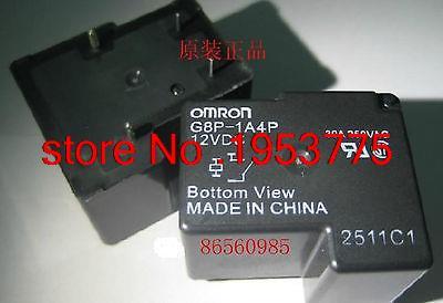 1pcs General Purpose Relay Omron G8P-1A4P SPST 12VDC 30A(China (Mainland))