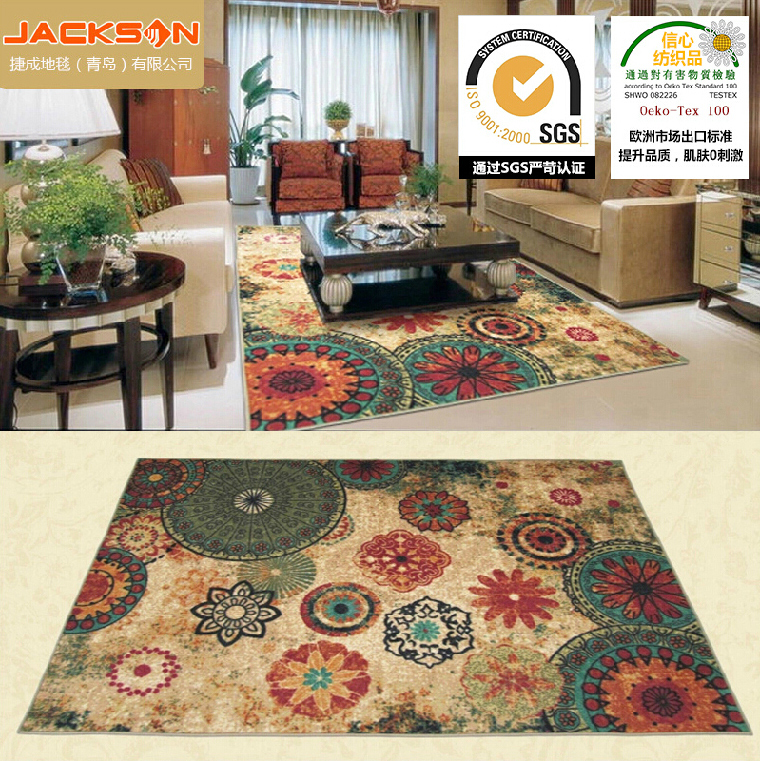 2016 Fashion Classical Bedroom Carpet Coffee Table Mats Floor Rugs And Carpets For Living Room