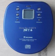 Lettore cd portatile jw CD90A bule & grigio(China (Mainland))