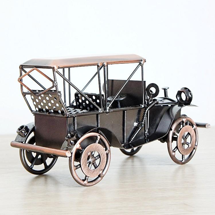 Tin Nostalgic Retro Car Model Simulation Models(China (Mainland))