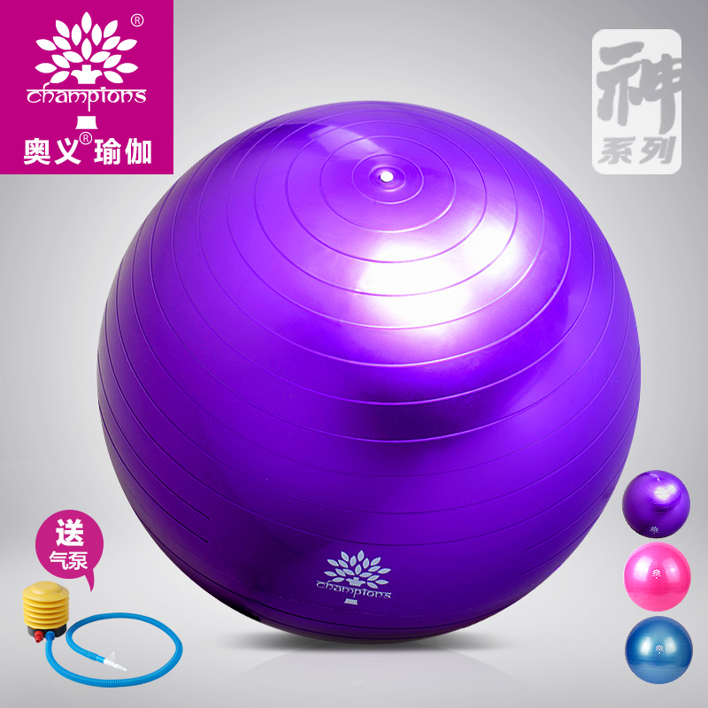 Gravity Falls Gym Equipment Pilates Ball The Pregnant Women Lose Weight Yoga Thickening Ball Proof Slimming More Genuine Special(China (Mainland))