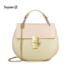Buy Suyuer JZ Brand Designer PU Leather Women Handbag Fashion Ladies Shoulder Bags Messenger Crossbody Bag Pack Chain Ladies Casual for $18.97 in AliExpress store