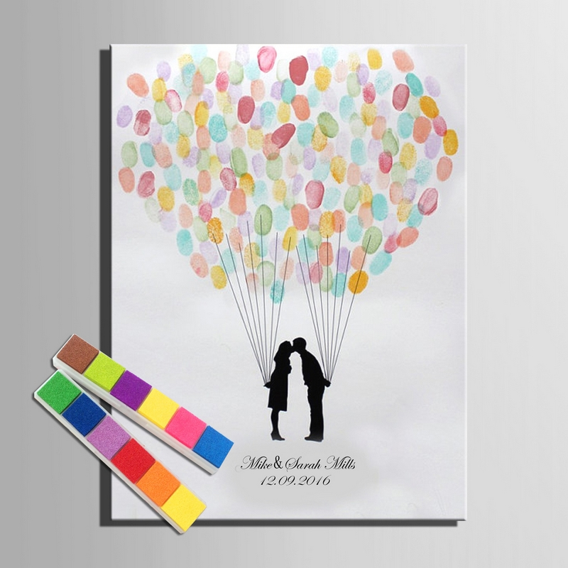 Свадебные поздравления с шариками