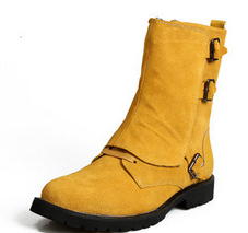 2014 HOT SALE ENJOY FASHION VISUAL FEAST SAY GOODE TO PAST LEADING THE FASHION TREND NEW BEST QUALITY MEN BOOTS(China (Mainland))