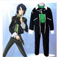 Japan Anime Costume Mobile Suit Gundam Aslan Sarah Cosplay Uniform Customize Any Size