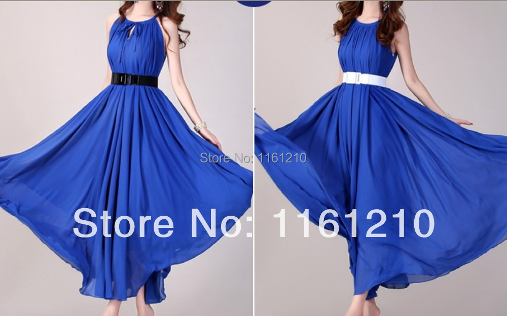 Buy royal blue summer bridesmaid dresses for Plus size maxi dresses for summer wedding
