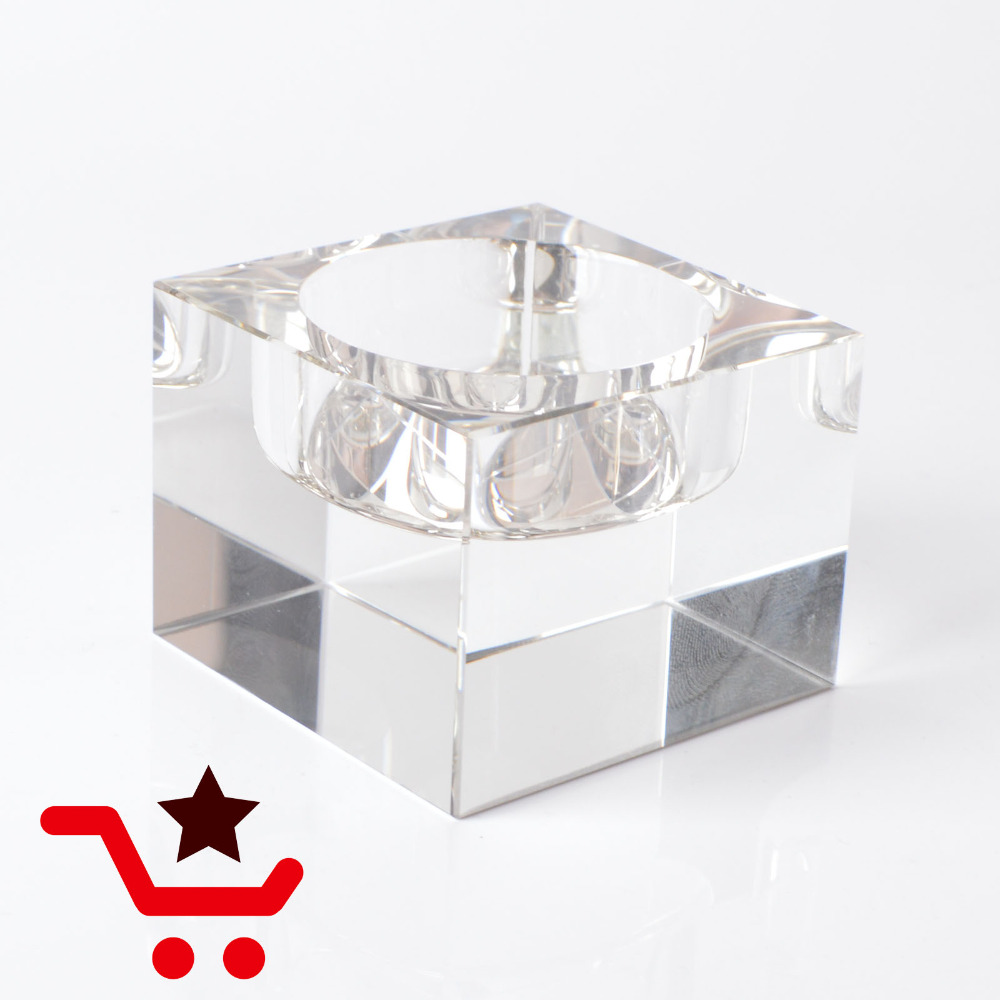 Aliexpresscom Buy AOCAI modern crystal Candle Holders