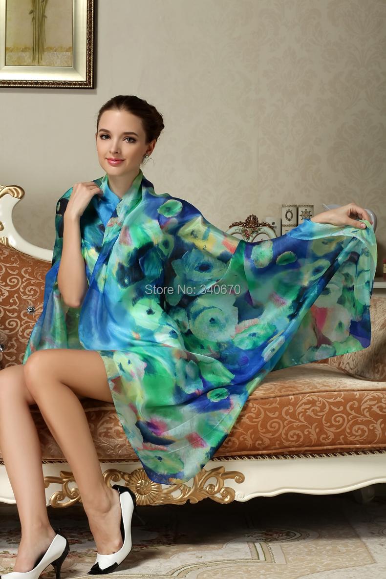Summer style plain viscose hijab military font b tartan b font scarf Women s Silk Scarves