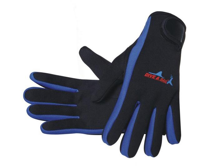 Swimming diving gloves