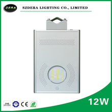 12w Solar Lights Outdoor Solar Powered Panel LED 12v Street Lights Road Lamp Lampada Solar Garden Emergency Lights
