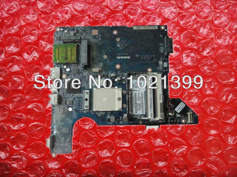 578253-001 Free Shipping Laptop motherboard for HP CQ40 578253-001 AMD Integrated GM fully tested 60 days warranty(China (Mainland))